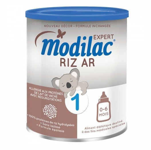 laits 1er age modilac expert riz ar lait 1er age 800g. Black Bedroom Furniture Sets. Home Design Ideas