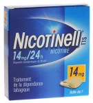 Nicotinell Patch 14mg/24h Boite de 7