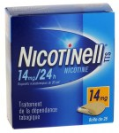 Nicotinell Patch 14mg/24h Boite de 28
