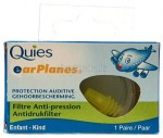 Quies Ear Planes Protections Auditives Enfants