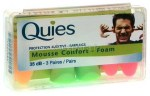 Quies Mousse Confort Protections Auditives