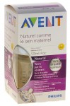 Avent Biberon Natural 120ml en Verre