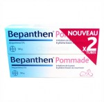 Bepanthen 5% Pommade 100g Lot de 2