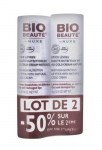 Bio beauté by Nuxe Stick Lèvres Haute Nutrition au Cold Cream Naturel Lot de 2