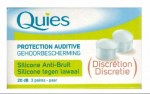 Quies Silicone Anti-Bruit Protections Auditives