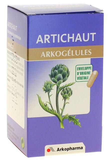 Digestion & Ballonnements : Arkogélules Artichaut 150 Gélules