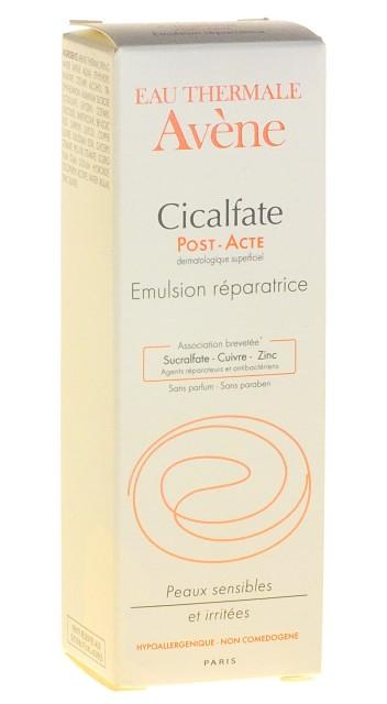 Irritation   Réparateurs   Avène Cicalfate Post-Acte Emulsion ... 3d0195ff88f
