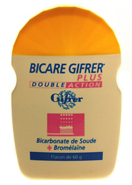 Gifrer Bicare Plus Double Action 60g