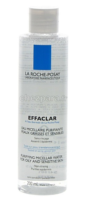 acn peau grasse la roche posay effaclar eau. Black Bedroom Furniture Sets. Home Design Ideas