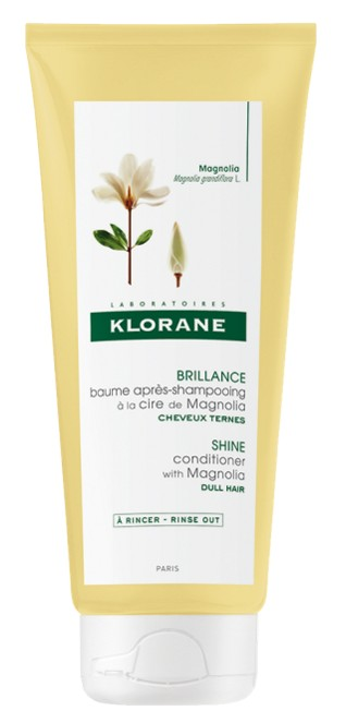 cheveux color s reflets klorane brillance baume apr s shampooing la cire de magnolia 200ml. Black Bedroom Furniture Sets. Home Design Ideas
