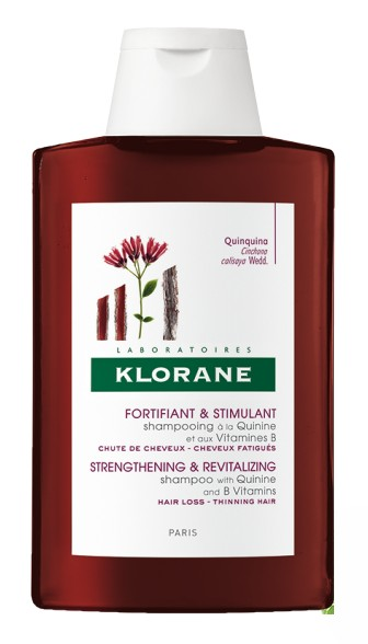 Klorane Quinine Shampooing Fortifiant 400ml