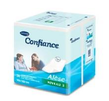 incontinence hygiene confiance al se jetable niveau 2 90x180cm. Black Bedroom Furniture Sets. Home Design Ideas
