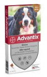 Advantix Grand Chien Spot On 25-40 Kg 4 pipettes