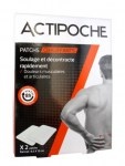 Actipoche Chaud Patchs Chauffants 9.5x13cm