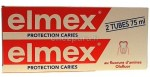 Elmex Protection Caries Dentifrice Lot de 2