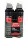 Vichy Homme Gel de Rasage Anti-Irritations 150ml Lot de 2