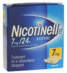 Nicotinell Patch 7mg/24h Boite de 7