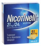 Nicotinell Patch 21mg/24h Boite de 28