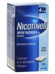 Nicotinell Menthe Fraicheur 4mg 96 Gommes