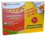 Forté Pharma Gelée Royale 1000mg Lot de 2