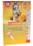 Advocate Grand Chien 10-25kg Spot-on 3 Pipettes