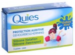 Quies Silicone Natation Enfant Protections Auditives