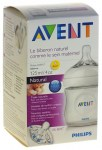Avent Biberon Natural 125ml Transparent