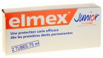 Elmex Junior Dentifrice Lot de 2