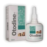 Otodine Solution Auriculaire 100ml