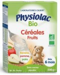 Physiolac Cereales Fruits