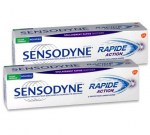Sensodyne Rapide Dentifrice 75ml Lot de 2