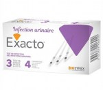 Exacto Test Infections Urinaires Bte de 3