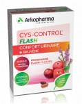Cys-Control Flash 20 Gelules