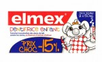 Elmex Enfant Dentifrice 50ml Lot de 2
