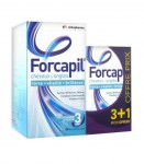 Forcapil Lot de 2 (180  + 60 Gélules)
