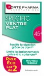 Forte Pharma Specific Ventre Plat 45+ Lot de 2