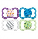 MAM Sucette Silicone Air 18m+ Lot de 2