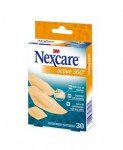 Nexcare Active 360° 30 Pansements