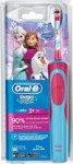 Oral-B Kids Stages Power Brosse à Dents Electrique Rechargeable Reine des Neiges