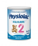 Physiolac Equilibre 2 Lait 900g