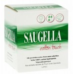 Saugella Cotton Touch Serviettes Jour