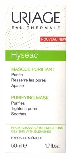 acn peau grasse uriage hys ac masque purifiant. Black Bedroom Furniture Sets. Home Design Ideas